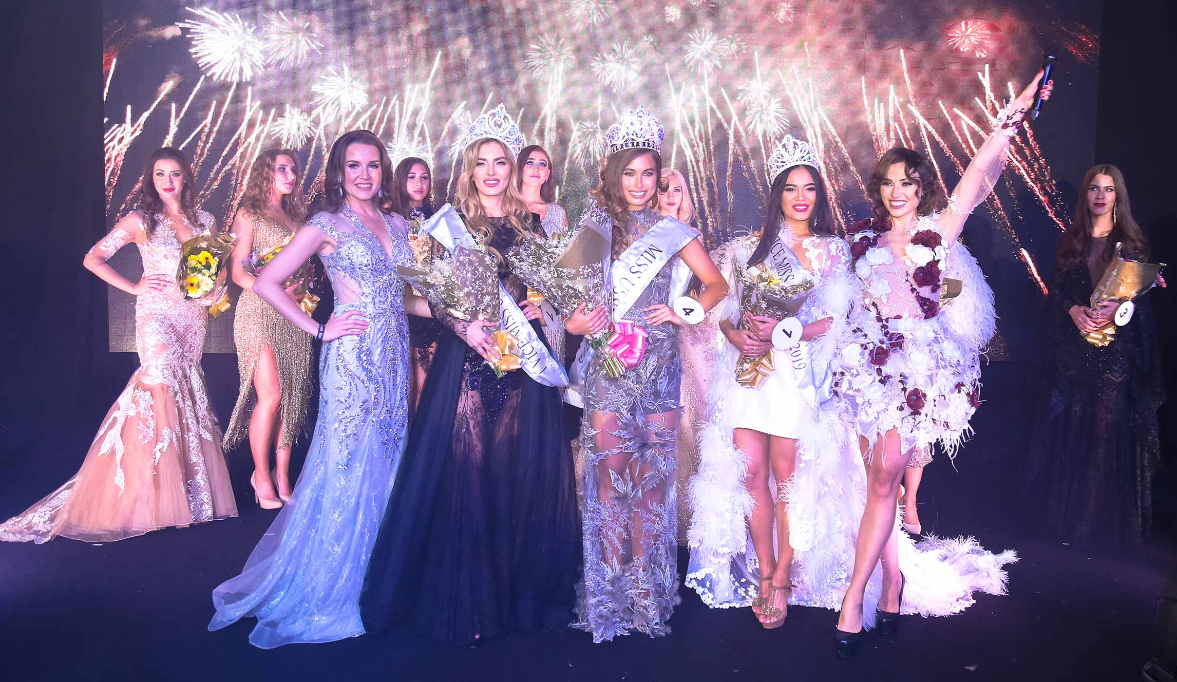 GRAND FINAL MISS USSR UK 2019